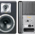 Колонки TAPCO S8, оборудование студии звукозаписи