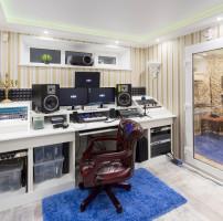 Студия звукозаписи — место звукорежиссёра