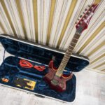 Гитара IBANEZ на студии звукозаписи