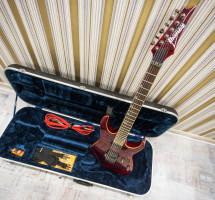 Гитара IBANEZ на студии