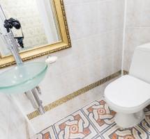 Туалет на студии