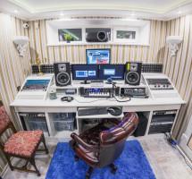 Студия звукозаписи — Рабочее место