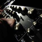 Работа с аналоговым синтезатором