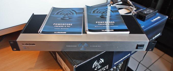 Powercore — Обработка звука