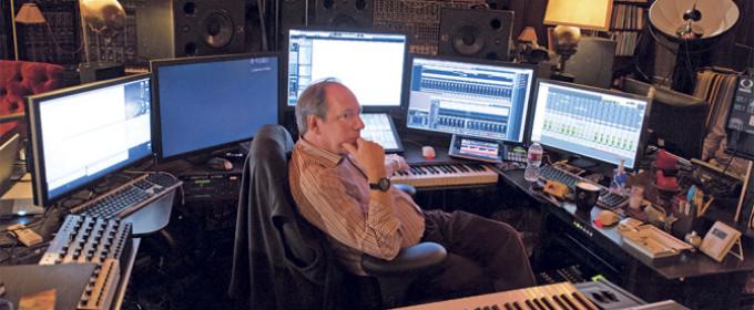 Звукорежиссер на музыкальной студии