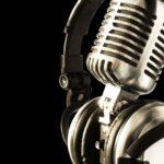 Просто красивый микрофон
