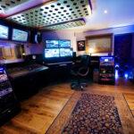 Стильная музыкальная студия