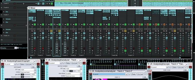 Плагины обработки звука