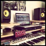 Домашняя студия звукозаписи