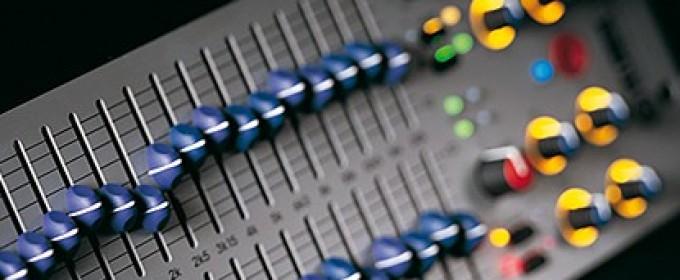 Эквалайзер для обработки звука