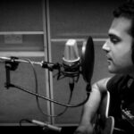 Запись песни под гитару
