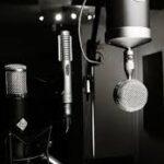 Микрофоны на студии