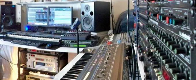 Редактирование звука на студии