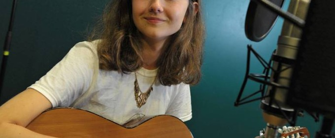 Запись гитары и голоса