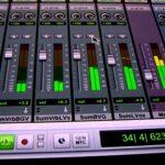 Обработка звука - Сведение и мастеринг