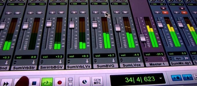 Обработка звука — Сведение и мастеринг