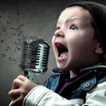 Записать детскую песню