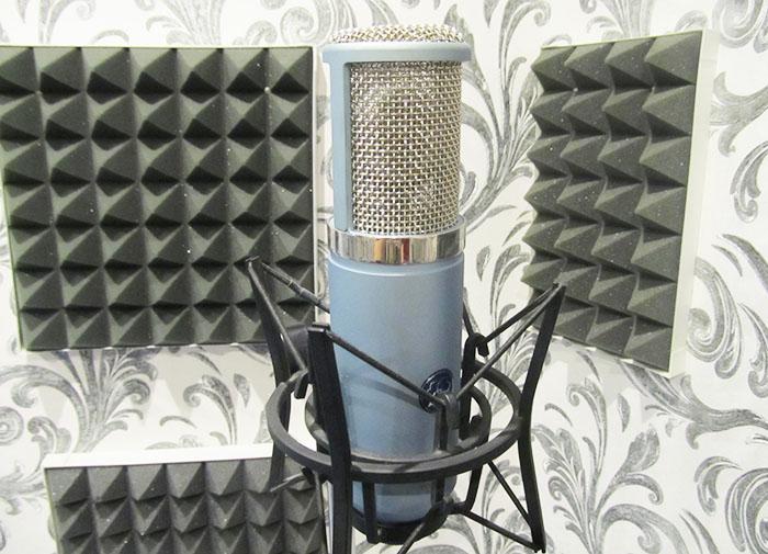 Портфолио студии звукозаписи