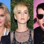 Кэти Перри бунтовала против Мадонны и Мэнсона