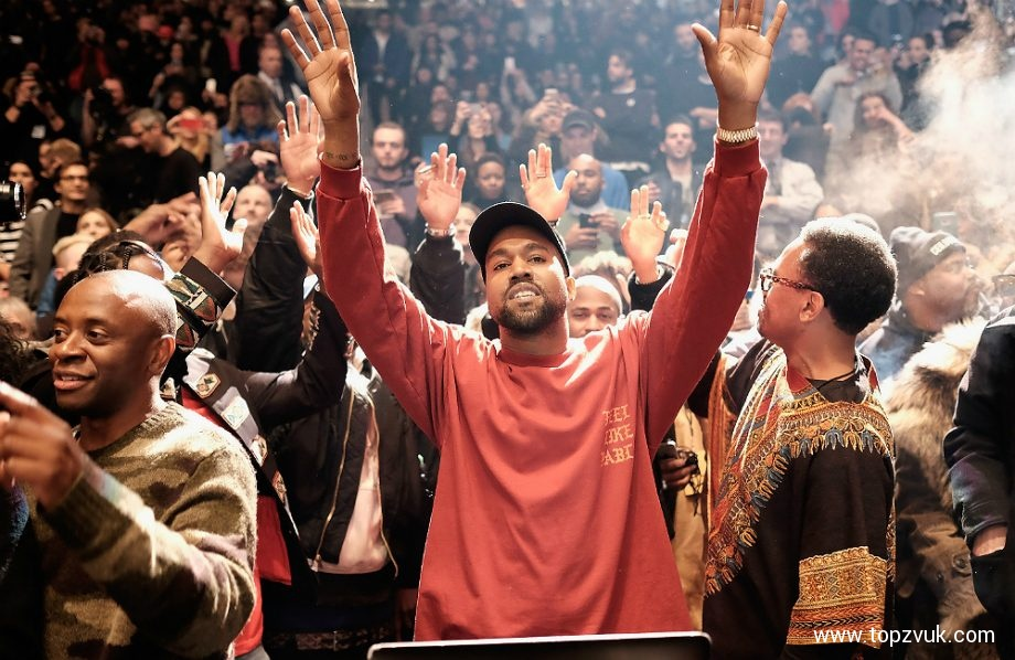 A chance the rapper x kanye west collab is in the works