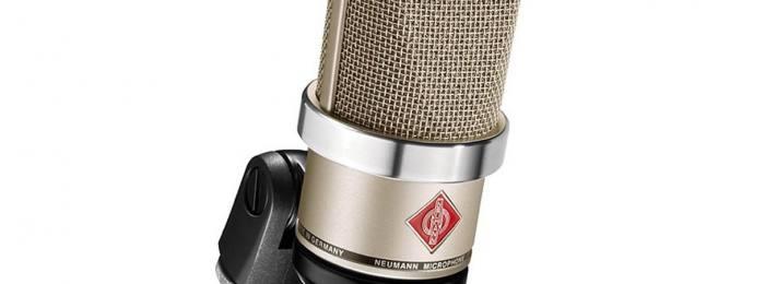 Как подобрать микрофон