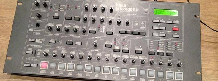 Синтезатор Korg MS2000BR