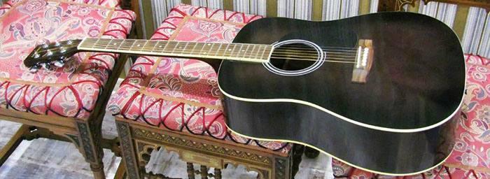 Акустическая гитара Adams