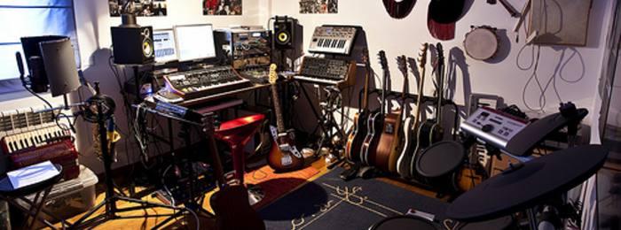 Студия для записи треков