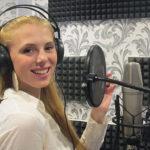 Записать клип в студии