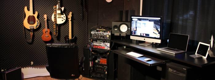 Крутая студия звукозаписи