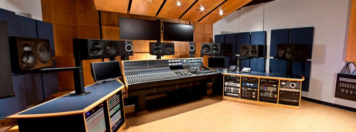Аудио продакшн студия