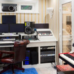 Бюджетная студия звукозаписи