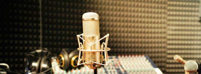 Снять студию звукозаписи в Москве