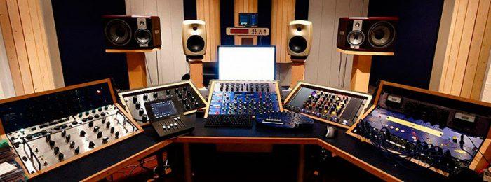 Выездная студия звукозаписи