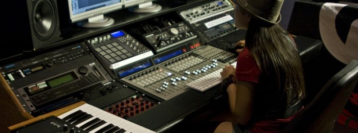 Студия звукозаписи и продюсерский центр