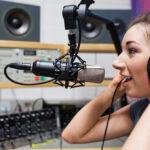 Современная студия звукозаписи