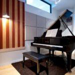 Студия звукозаписи с роялем Москва