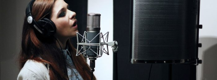 Сайт студии звукозаписи