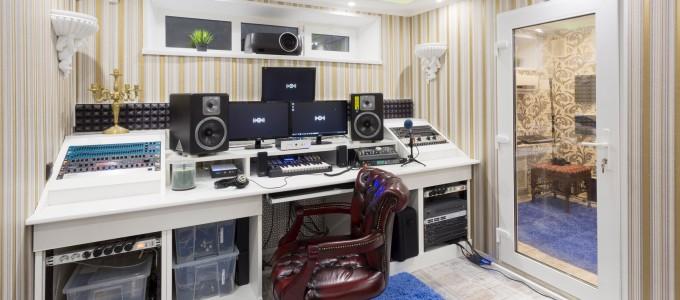 Студия звукозаписи – место звукорежиссёра