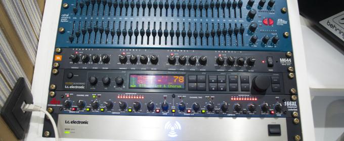 Оборудование для обработки звука