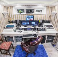 Студия звукозаписи – Рабочее место