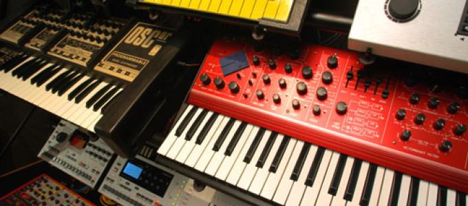 Клавишные инструменты – Синтезаторы