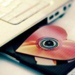 CD в виде сердца