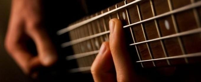 Игра на бас-гитаре