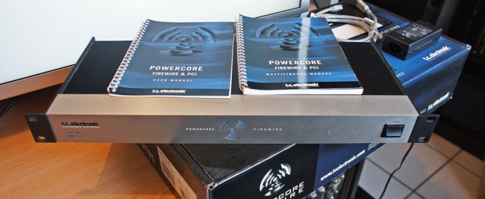 Powercore – Обработка звука