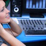 Запись на музыкальной студии