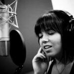 Запись женского вокала