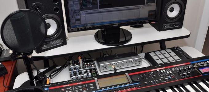 Оборудование студии