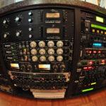 Приборы для записи и обработки звука