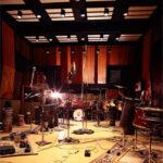 Крупная студия звукозаписи